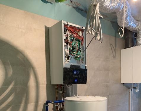 Daikin Altherma 3 su 250l vandens talpa