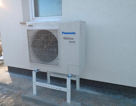 Panasonic Aquarea 7kW išorinis blokas