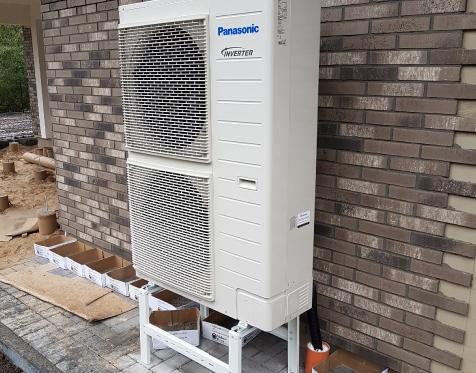 Panasonic Aquarea 9kW išorinis blokas