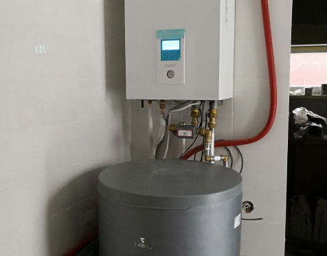 Panasonic Aquarea 9kW vidinis blokas su 200l vandens šildytuvu