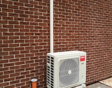 Vivax konsolinio oro kondicionieriaus isorinis blokas