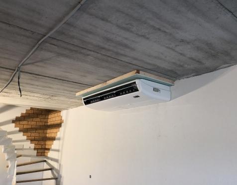 Vivax konsolinis oro kondicionierius